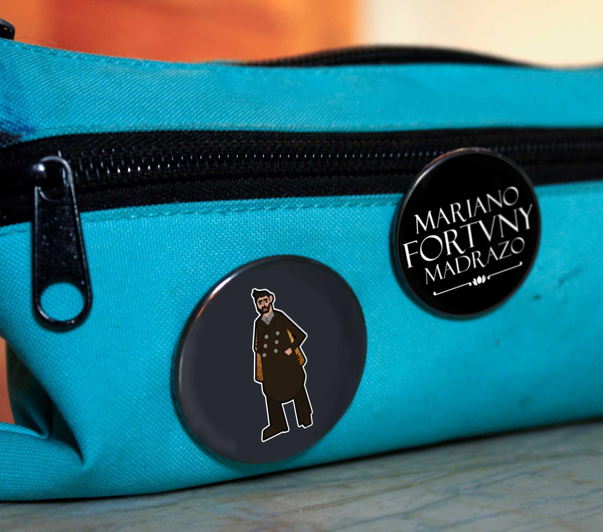 Merchandising de Mariano Fortuny y Madrazo