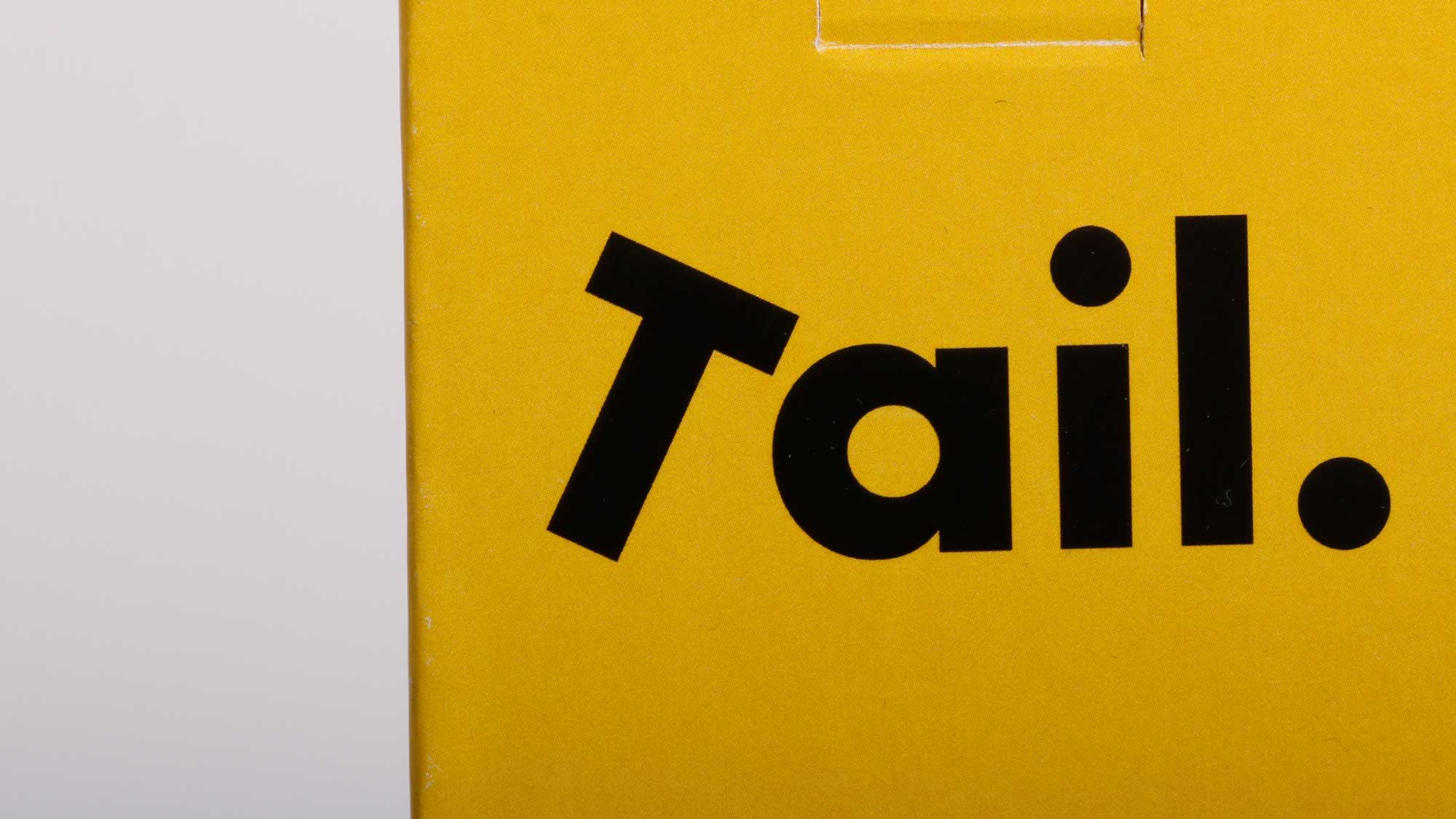 Asiento portátil 'Tail'