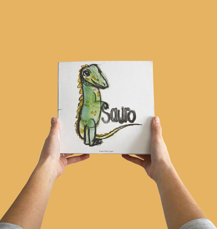 Libro Pop-up 'Sauro'