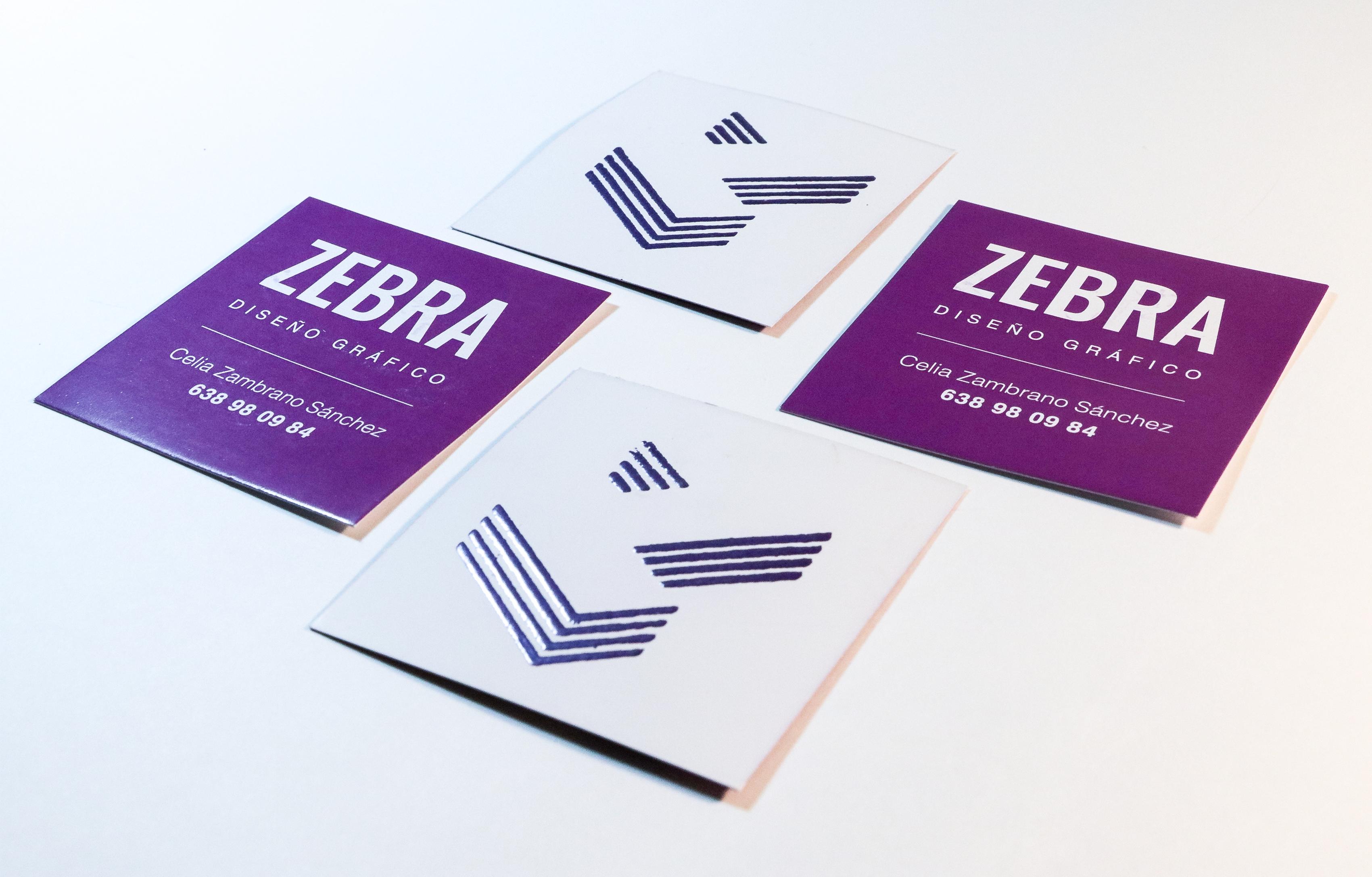 Marca Personal 'Zebra'