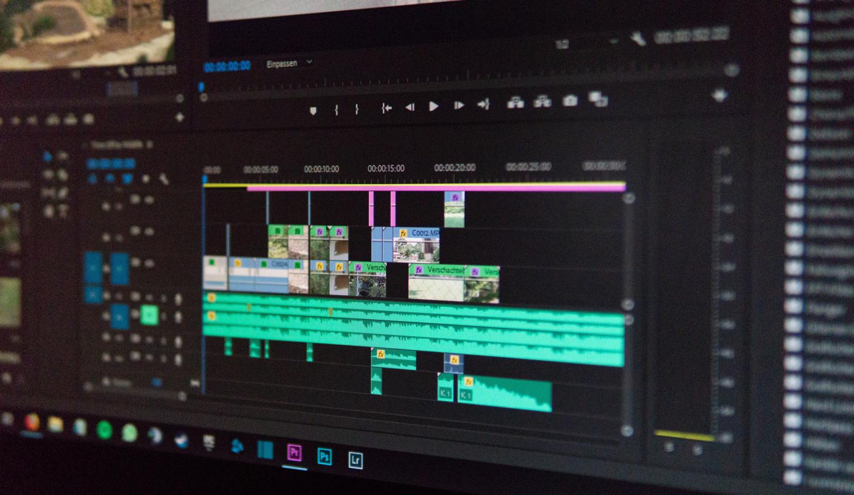Edición y producción audiovisual: Adobe Premiere Pro